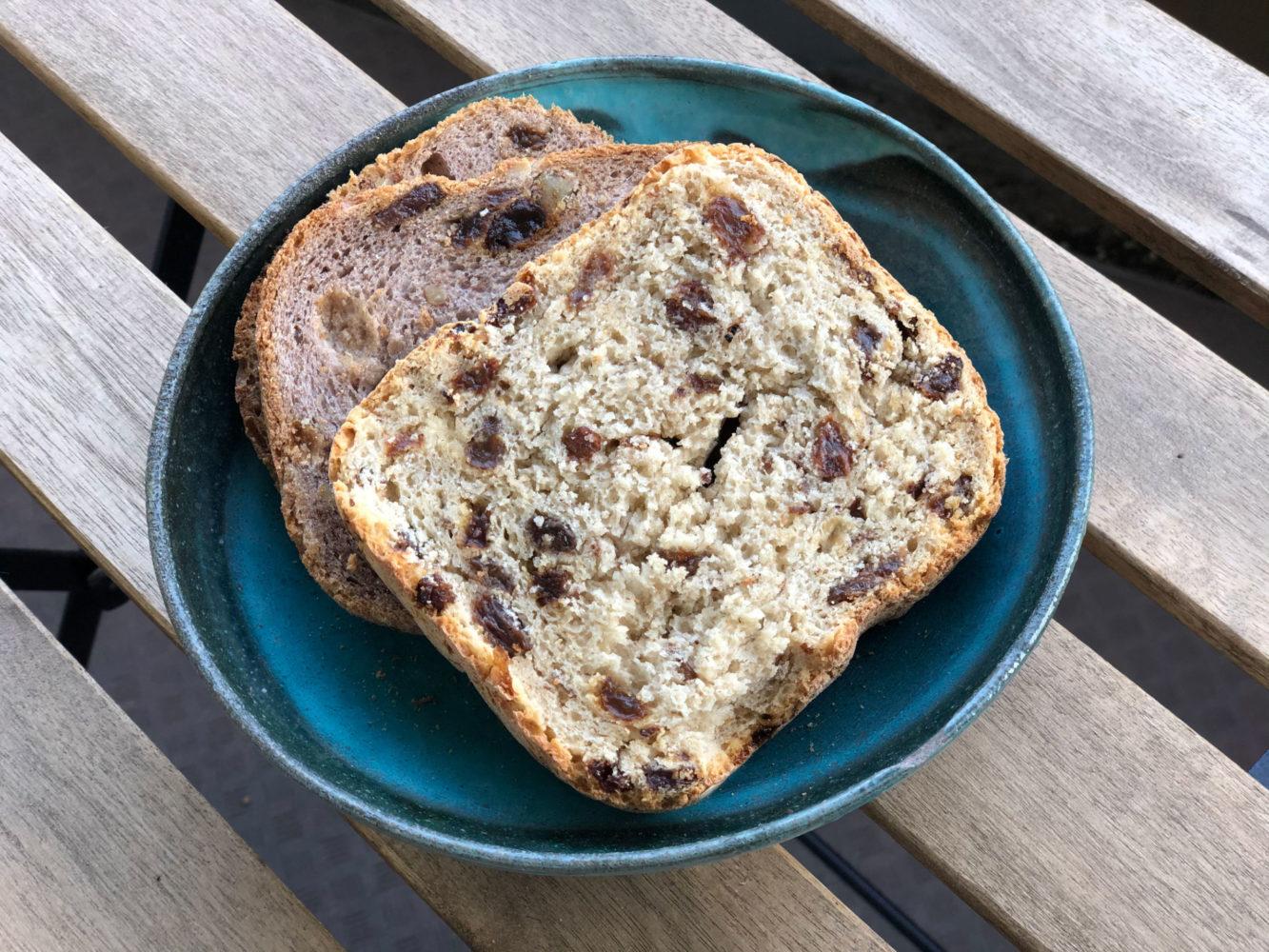ホームベーカリーで究極のパンを作りたい